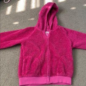 Gymboree fleece zip up